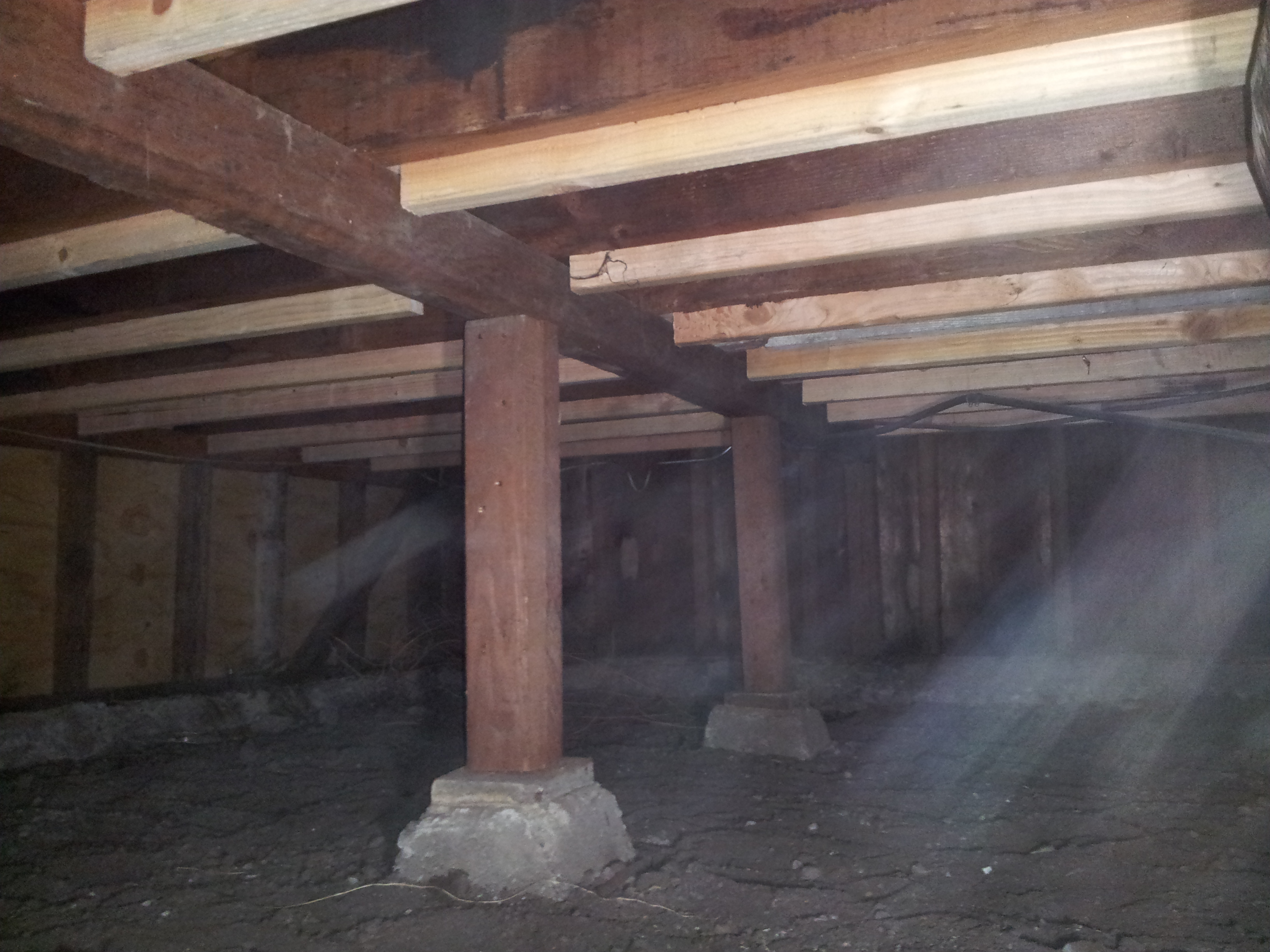 How To Strengthen Floor Joists Gurus Floor
