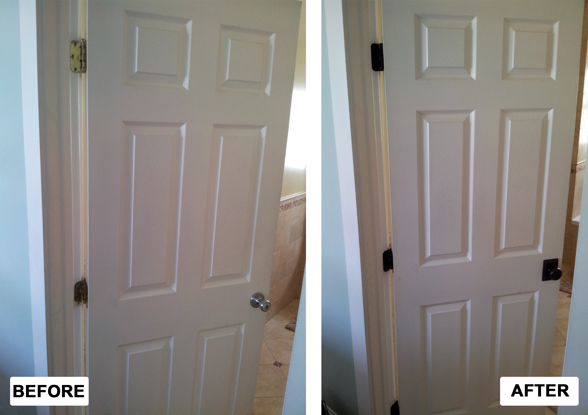 Before & After Doors | Meryl and Miller LLC
