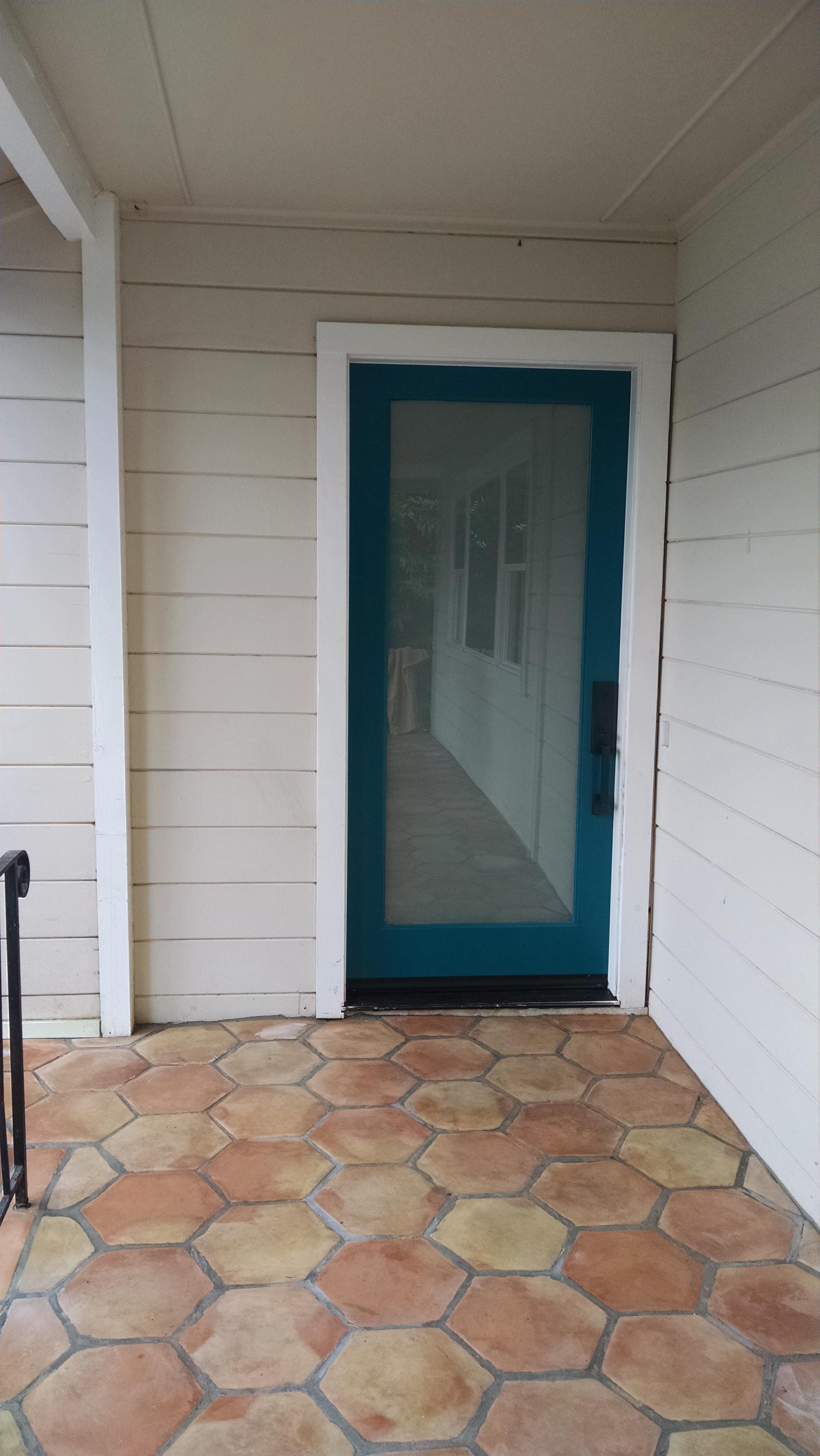 New Exterior Door Meryl And Miller Llc