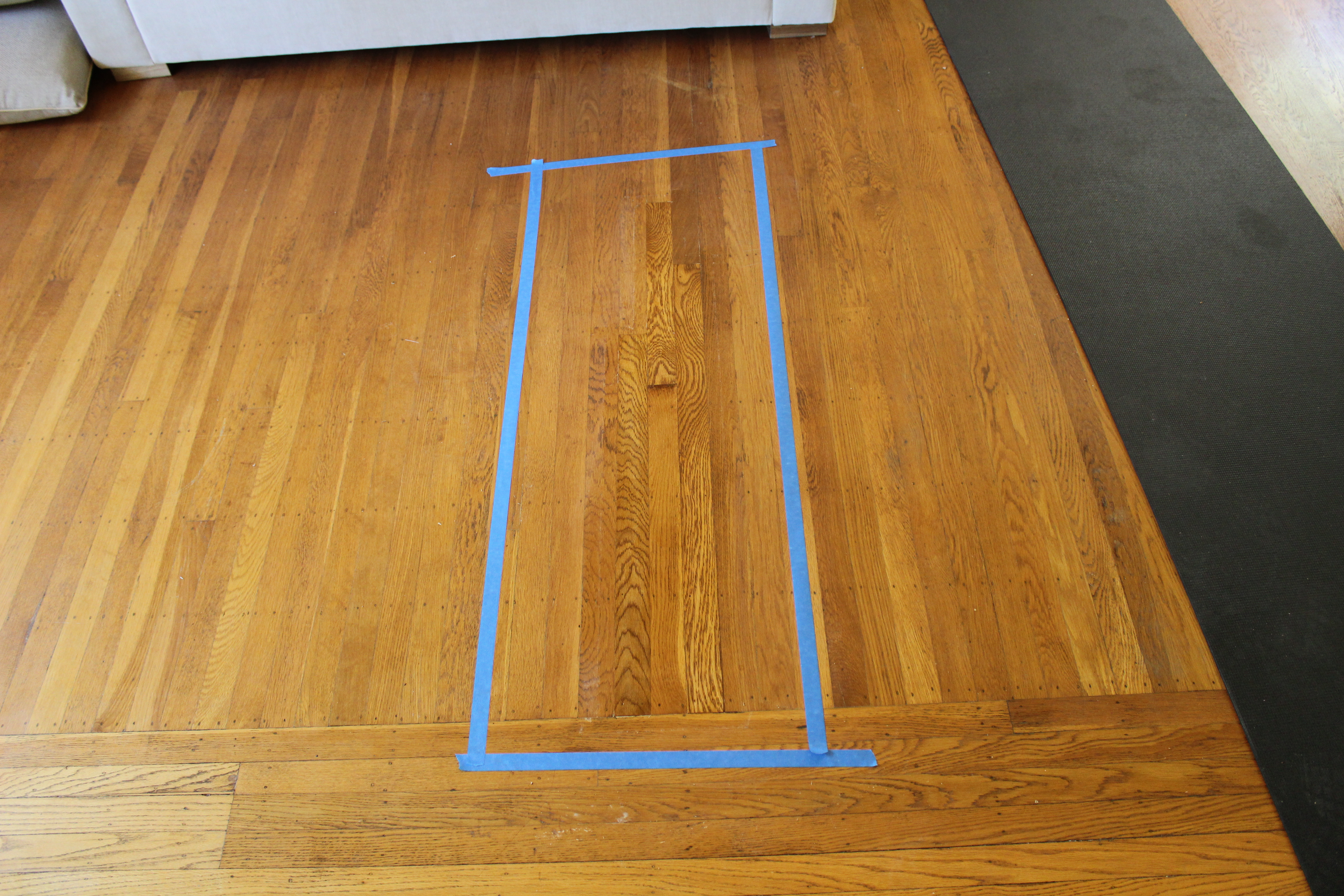 Floor patch meryl and miller llc for Hardwood flooring outlet