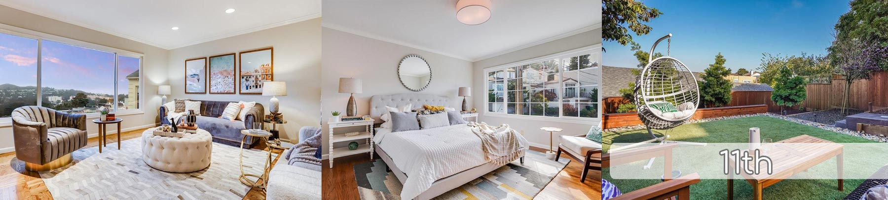 11th Avenue staging project