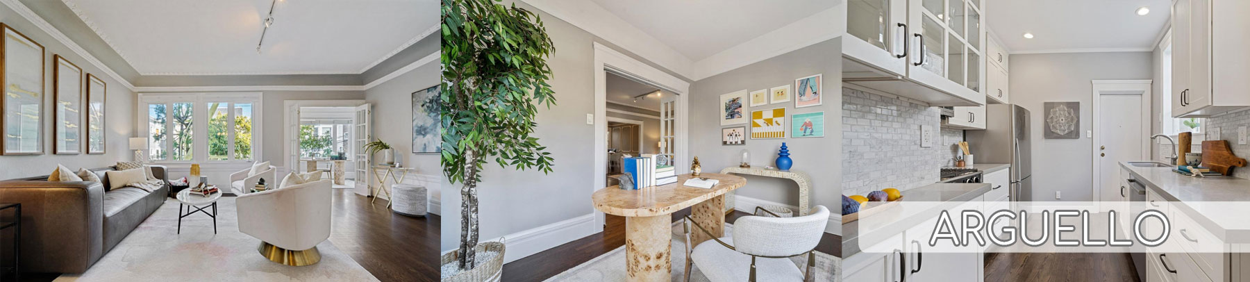 Arguello Staging Project
