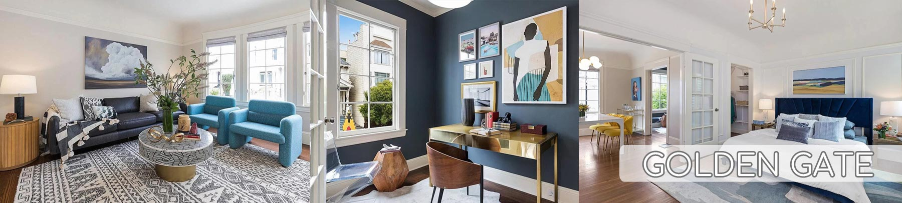 Golden Gate staging project